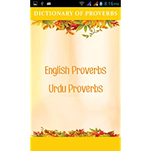 Proverbs Dictionary: Amazon co uk: Appstore for Android