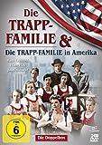 Die Trapp-Familie & Die Trapp-Familie in Amerika - Doppelbox (Filmjuwelen)