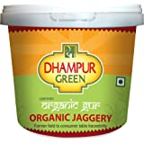 Dhampure Speciality Organic Jaggery Tub Bulk Pack of 24 - 800gm Each