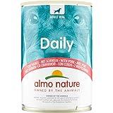 almo nature Dailymenu con Maiale Umido Cane Premium - Confezione da 24 x 400 g