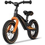 Lionelo Skägghjul från 2 år till 30 kg magnesiumram 30 cm hjul ratt och sadel höjdjusterbart rattlås fotstöd handtag ultralät