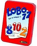 Gigamic - AMLOBO - Jeu de Cartes de Réflexion - Lobo 77