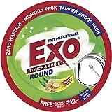 Exo Round Dish Wash Bar, 500g Box with free scrubber