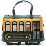Braccialini BORSA DONNA temi tram