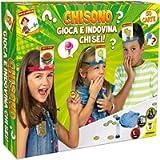 Teorema-Chi Sono Gioca e Indovina Chi Sei, Multicolore, 63958