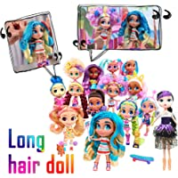 WIN86haib Hairdorables Doll Collectible Surprise Figure Funny Toy Kids Christmas Gift