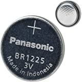 Panasonic BR1225 3 V batería de litio 1 Pack (5 unidades), pilas de un solo uso