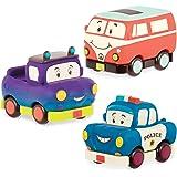 B. Toys BX1909Z Mini dra tillbaka fordonsset