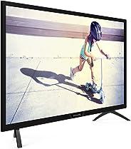 Philips 32 Inch LED Standard TV Black - 32PHT4002/56