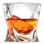 PrimeWorld Timeless European Design Whisky Glass Gift Box Packing (300ml, 10 Oz) - Set of 6 Pc
