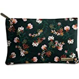 DailyObjects Women's Travel Accessories Pouch (Multicolour)