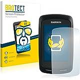 BROTECT Schutzfolie kompatibel mit Garmin Edge 800 (2 Stück) klare Displayschutz-Folie
