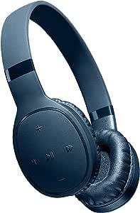 cellularline AQL Kosmos Cuffie Bluetooth, Headband con Bassi Potenti, Senza Distorsioni, Remote Control, Microfono Clear Voice, Fast Recharge, Ultra
