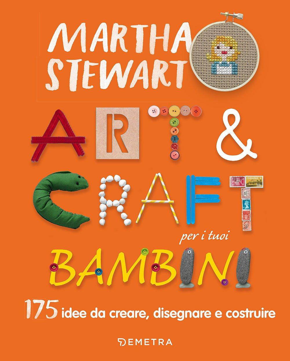 71BE9RlJOSL - Art & craft per i tuoi bambini. 175 idee da creare, disegnare e costruire