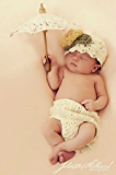 CROCHET PATTERN PDF- Vintage Diaper cover and hat pattern - 3 sizes