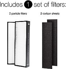 Blueair Sense Air Purifier Filter Compatible