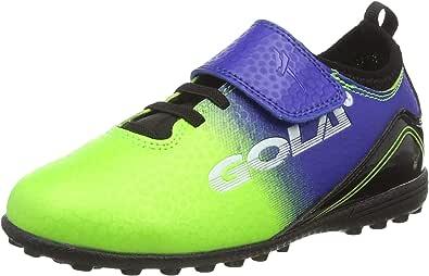 Gola Aka883 Chaussures de Football Mixte Enfant