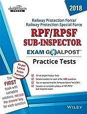 RPF / RPSF Sub-Inspector Exam Goalpost Practice Tests
