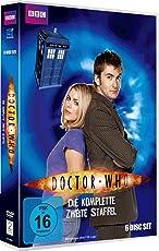 Doctor Who - Die komplette 2. Staffel [6 DVDs]
