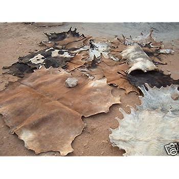 Trommelfell Ziege natur 40cm  Ziegenfell Djembefell
