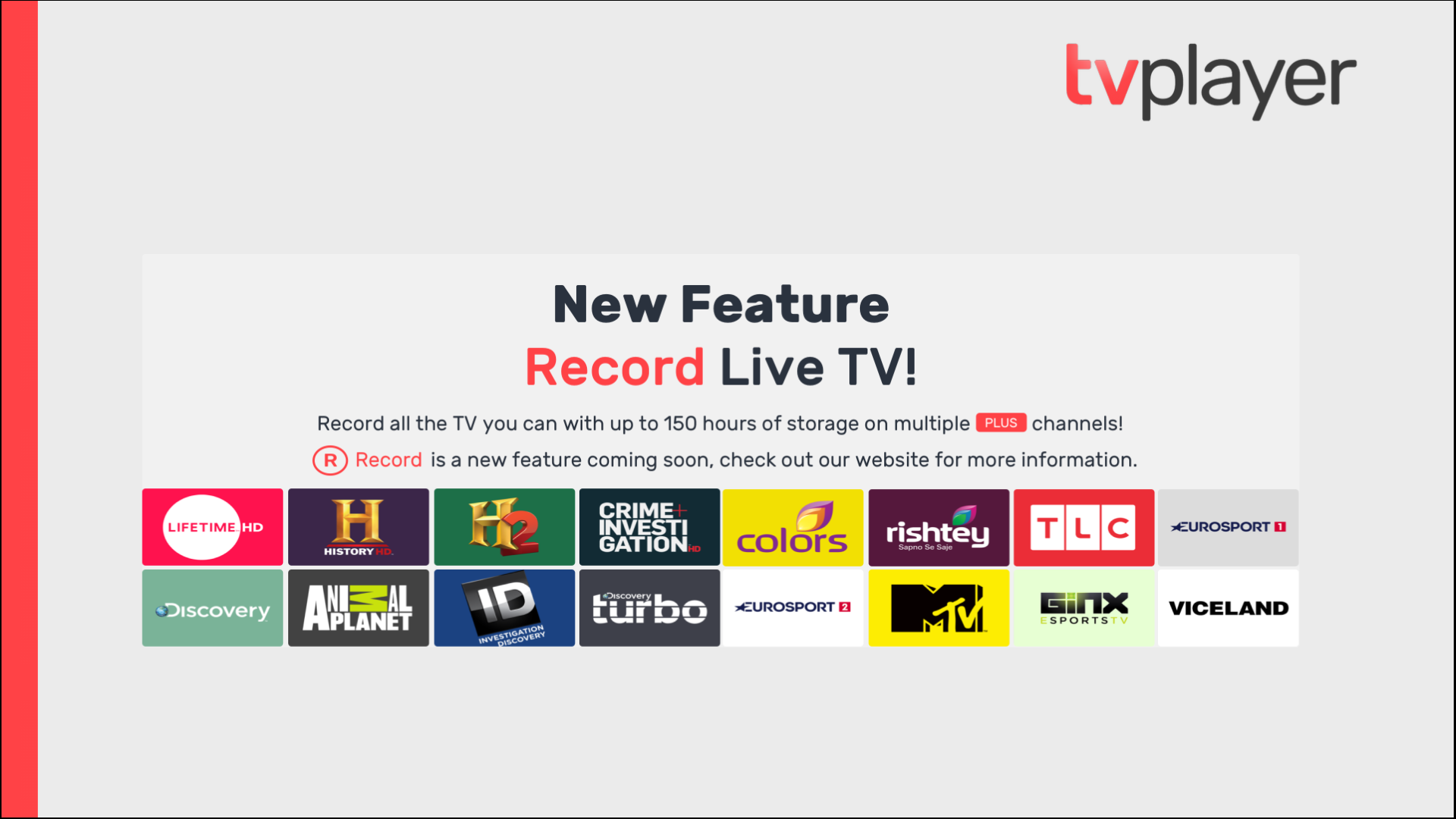 TVPlayer watch live and catchup TV Amazon Appstore for Android