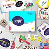 Makers Magic by Euro Kids - A Holistic Learning Program for Kids | 3 to 4 Years | Activity Kit, Learning Kit, Educational Kit
