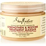 Shea Moisture Jamaican Black Castor Oil Masque 12 oz