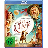 The Man Who Killed Don Quixote [Blu-ray]
