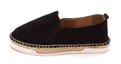 Andr Assous Womens shane Suede Closed Toe Mules Black/suede Size 8.0
