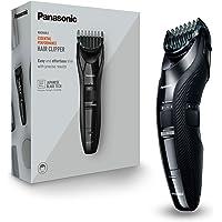 Panasonic ER-GC53 Haarschneider mit 19 Schnittlängen (1-10 mm), abwaschbar, schwarz