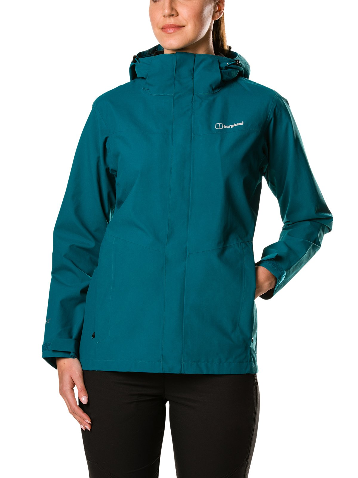 71BMzzt5qJL - 'Berghaus Women's Hillwalker Interactive Gore-Tex Waterproof Jacket