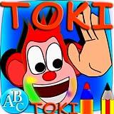 TokiToki - Malen und Zeichnen, lernen das Alphabet