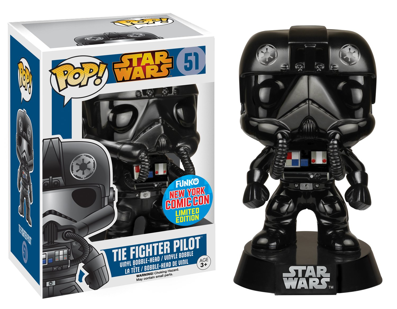 Funko Pop Piloto Tie Fighter (Star Wars 51) Funko Pop Star Wars