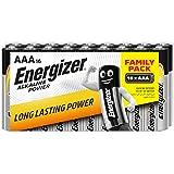 Energizer Alkaline Power -Pack de 16 pilas Alcalinas AAA/LR03