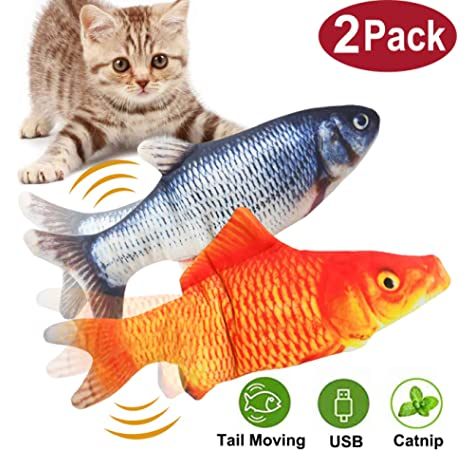 ACCTN Interactive Cat Toys, 5th Generation Durable Smart Pet
