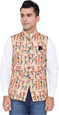 ShopyBucket High Quality Trendy Timeless Designer and Versatile Nehru Jacket (Pack Of 1)