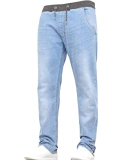 Minikidz Boys Jeans Elasticated Waist Pull On for Comfort and Ease 2-3y to 5-6Y