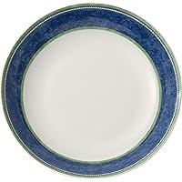 Villeroy & Boch Switch 3 Costa Assiette creuse, 21 cm, Porcelaine, Blanc/Bleu/Vert