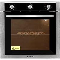 Faber 80 L Convection Microwave Oven (FBIO 80L 4F, Black)