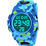 SOKY Kids Watches for Boys 6-15 Years, Toys for Boys Age 6 7 8 9 10 Childrens Watches for Girls 5-16 Year Old Boy Toys 6…