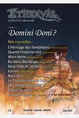 Etherval - Domini doni ?: La revue de l'Imaginaire Format Kindle