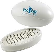 Ped Egg Paslanmaz Çelik Ayak Nasır Bakım Törpüsü Zımpara Yumurta