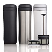 Espro Travel Press mit Kaffeefilter