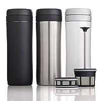 Espro Travel Press mit Kaffeefilter