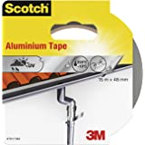 Scotch 47011548 aluminium plakband (48 mm x 15 m) zilver