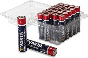 Varta Longlife Max Power Aaa Micro Lr03 Batterie Elektronik