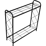 D&V ENGINEERING - Creative in innovation Metal 2 Tier Rack Type Plant Stand/Pot Stand for Living Room or Garden, 26…