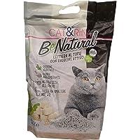 CAT&RINA Benatural Lettiera CARBONE VEGETALE 5,5 L
