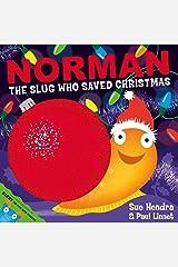 Norman the Slug Who Saved Christmas Paperback