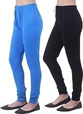Chetna Creations Women's Full Length Legging Combo